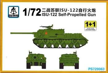 S-Model 1/72 Russian ISU-122