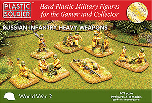 PSC - 1/72nd Russian Infantry Heavy Weapons