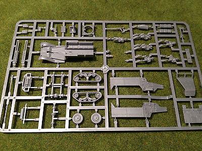 20mm PSC Allied M3 Halftrack complete Single Sprue