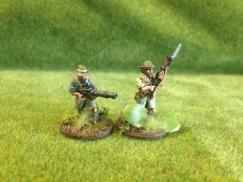 AMF11 - Australian Militia Lewis Gun Team