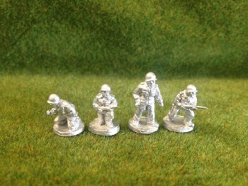 GI14 - US 57mm Anti Tank Gun Crew