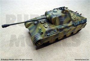 Rubicon Models - Panther Ausf. D & A