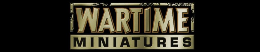 WarTime Miniatures, site logo.