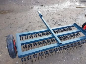 AGRI-FABS 3 BAR ATV SPRING TINE HARROW