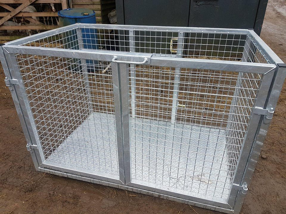 LINK BOX GALVANISED