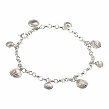 Cockle Shell Bracelet