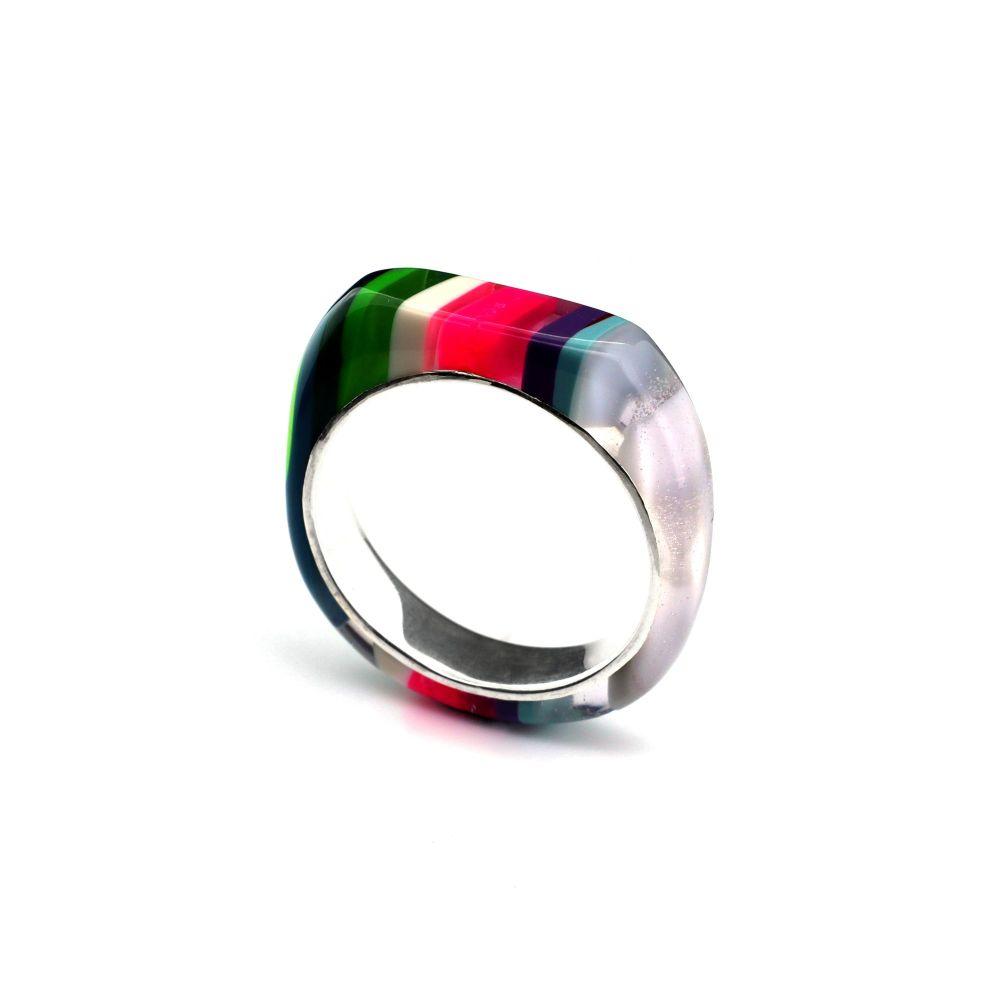 Box Ring - English Summer