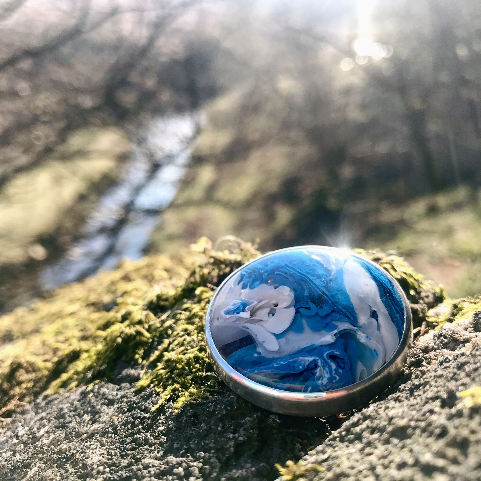 blue broach in sun caroline brogden surfite