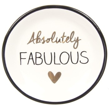 Absolutely Fabulous Ring Dish