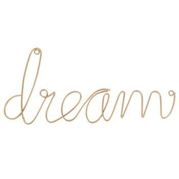 Gold Dream Sign