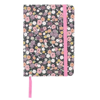 Pretty Floral Notebook
