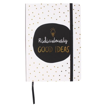 Ridiculously Good Ideas Notebook