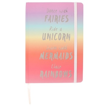 Dance With Fairies Notebook
