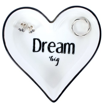 Dream Big Jewelley Dish