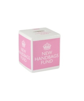 Handbags Fund Money Box