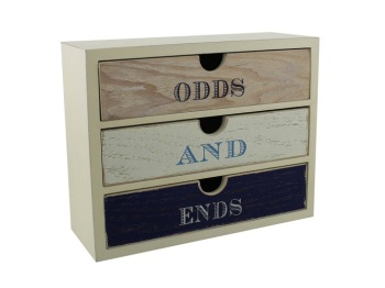 Odds & Ends Storage Box