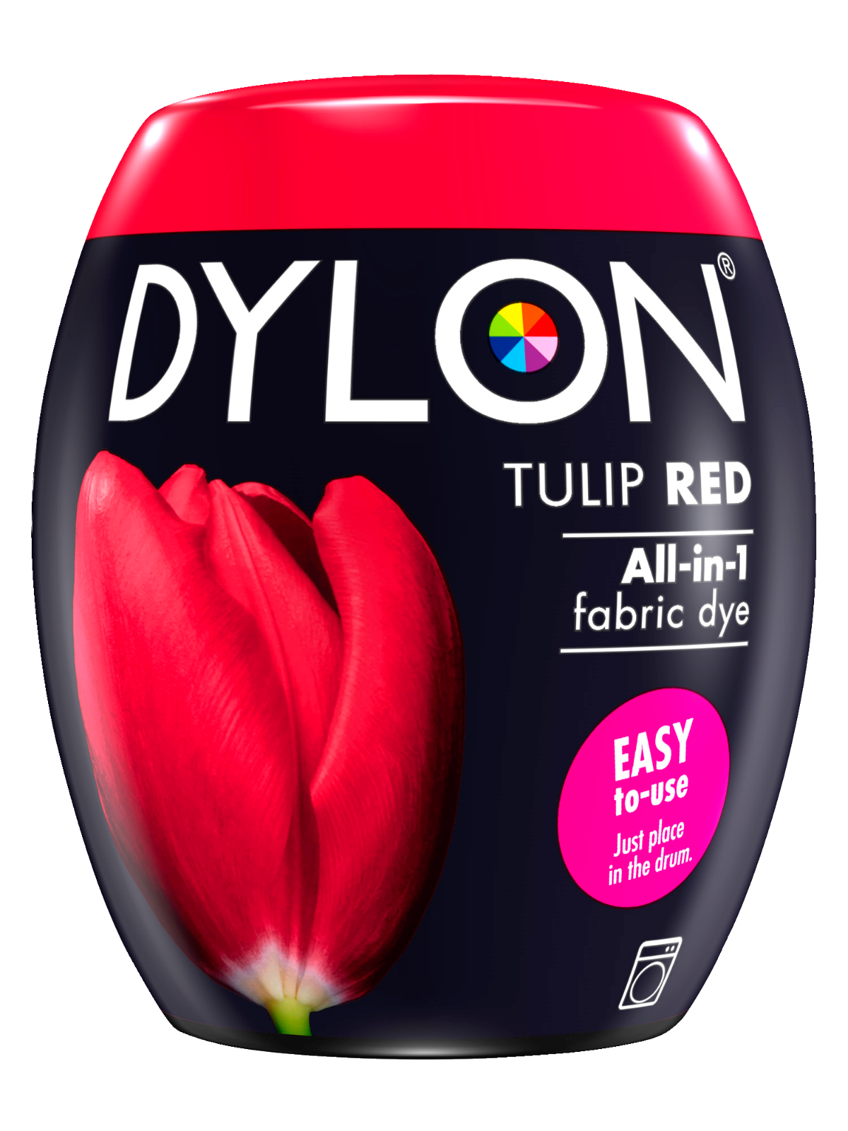 Tulip Red Dylon Dye from Pearls in Acton London