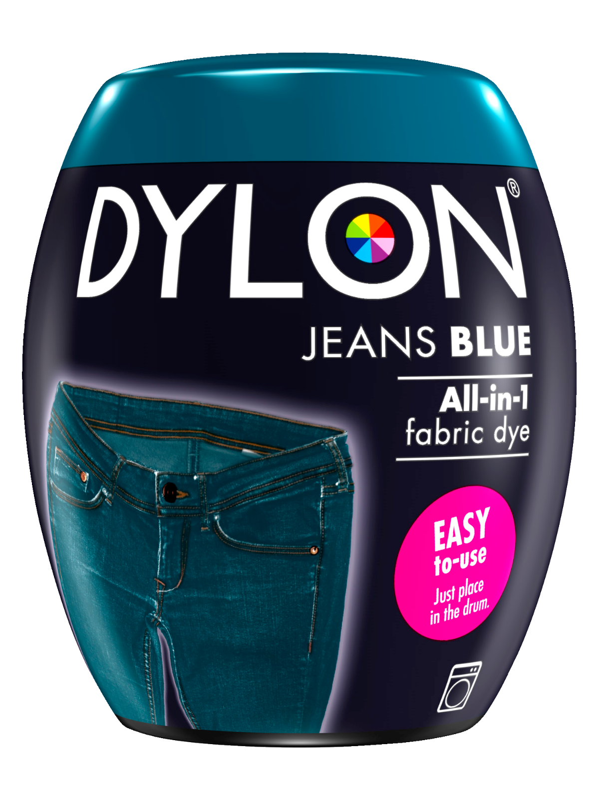 Jeans Blue Dylon Dye from Pearls in Acton London