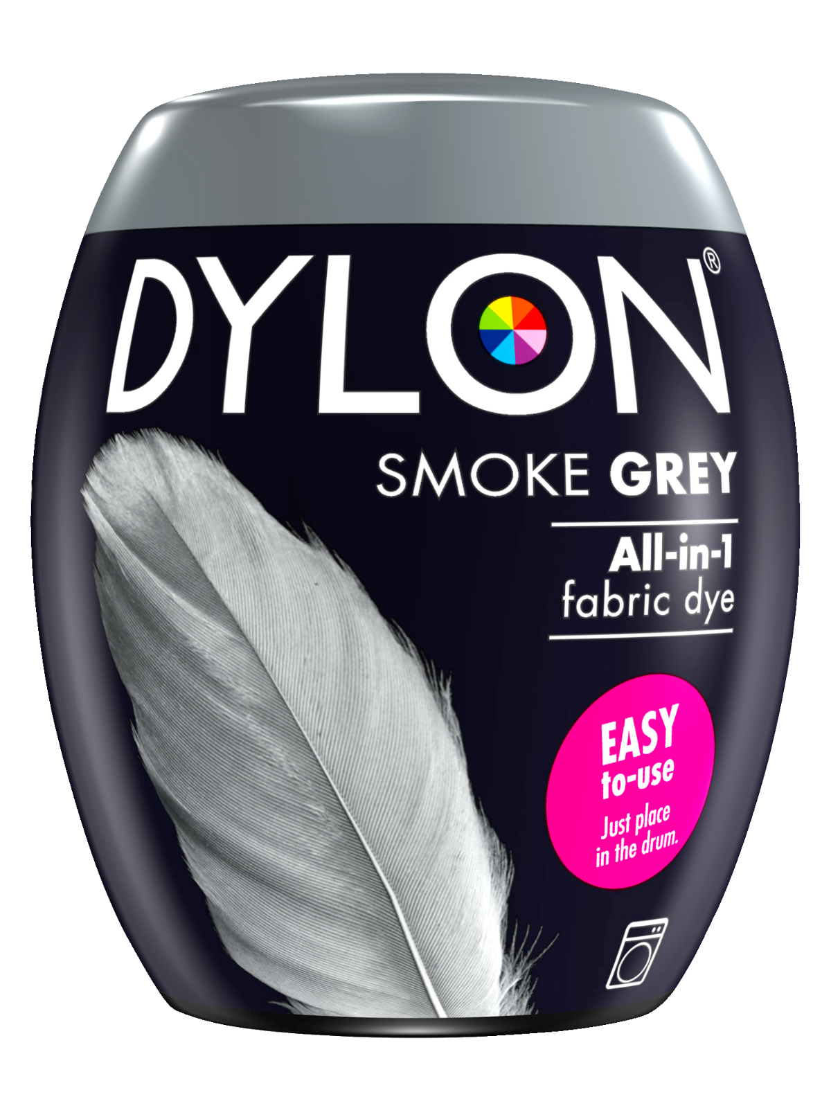 Smoke Grey Dylon Dye from Pearls in Acton London