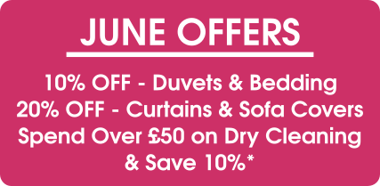 June Offers - Pearls Drycleaners