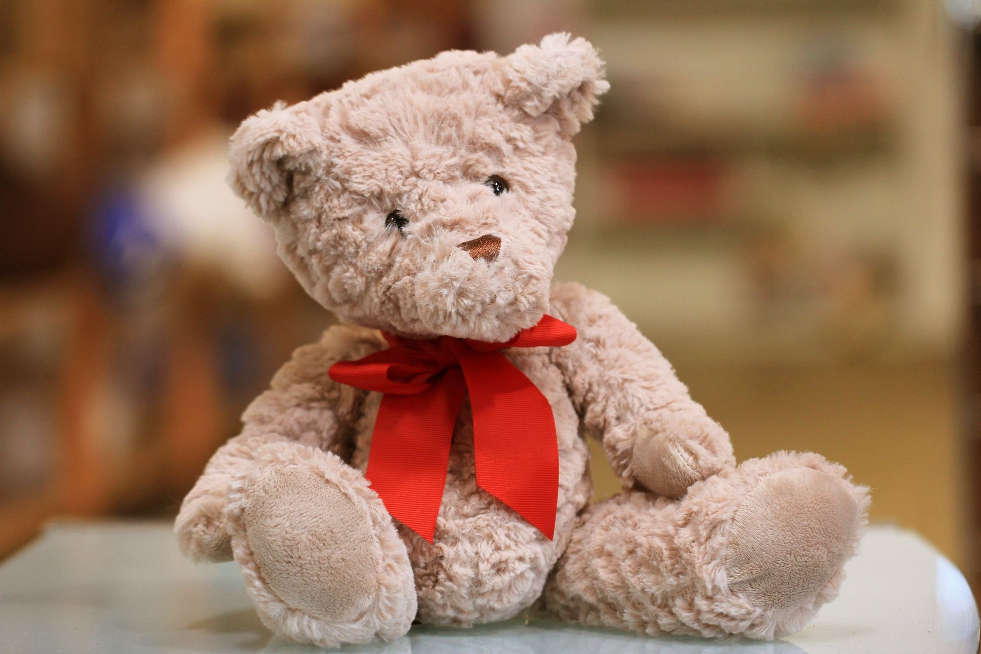 Teddy & Soft toy cleaning Pearls Drycleaners