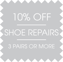 Shoe Repairs West London W3