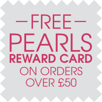Pearls Reward Card start saving today