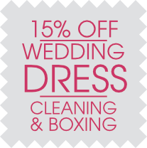 Wedding Dress Dry Cleaning West London Acton W3