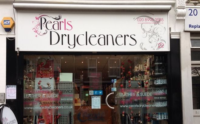 Pearls Drycleaners, Acton,