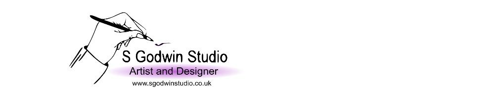 S Godwin Studio, site logo.