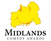 midlands comedy awards logo