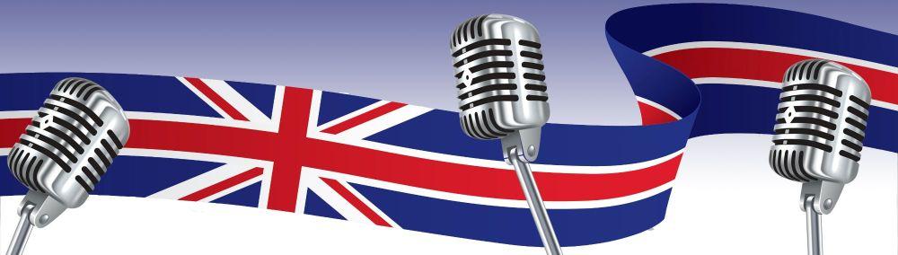 british voice
