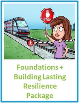 box graphic - foundations + resilience