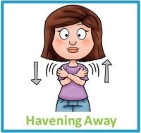Lite - Havening Away box graphic