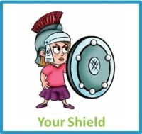 Lite - Your Shield Box Graphic