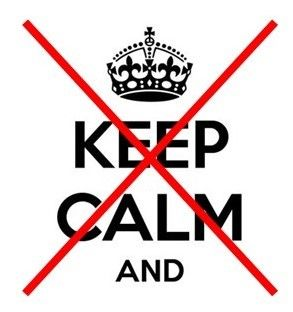 Blog Post - Keep Calm