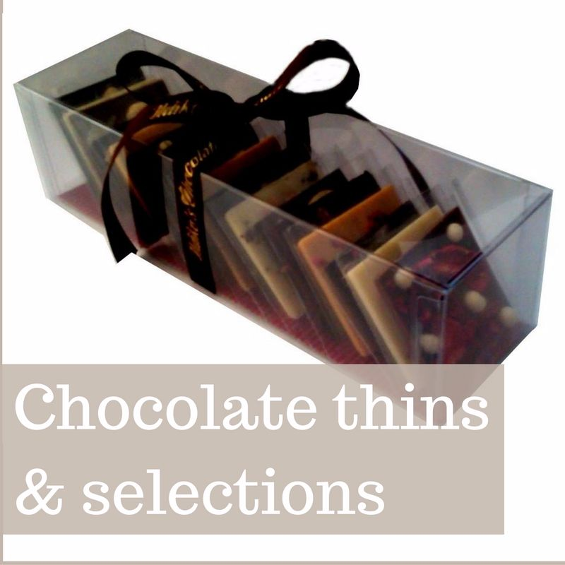 <!--002-->CHOCOLATE THINS AND SELECTIONS