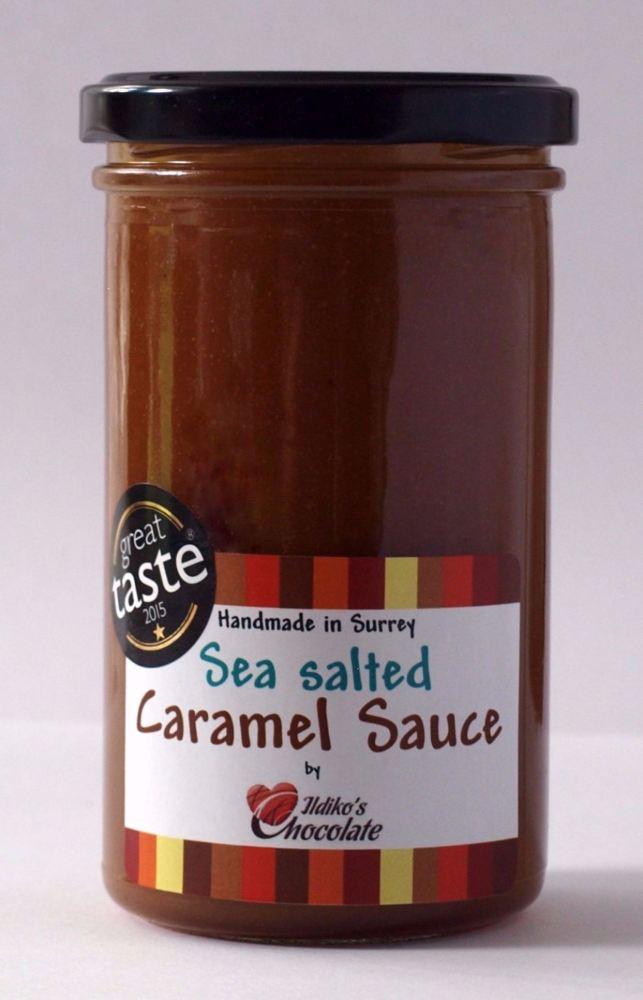 <!--001-->Sea Salted Caramel Sauce
