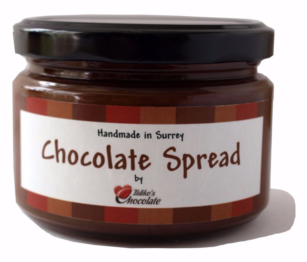 <!--001-->Chocolate Spread