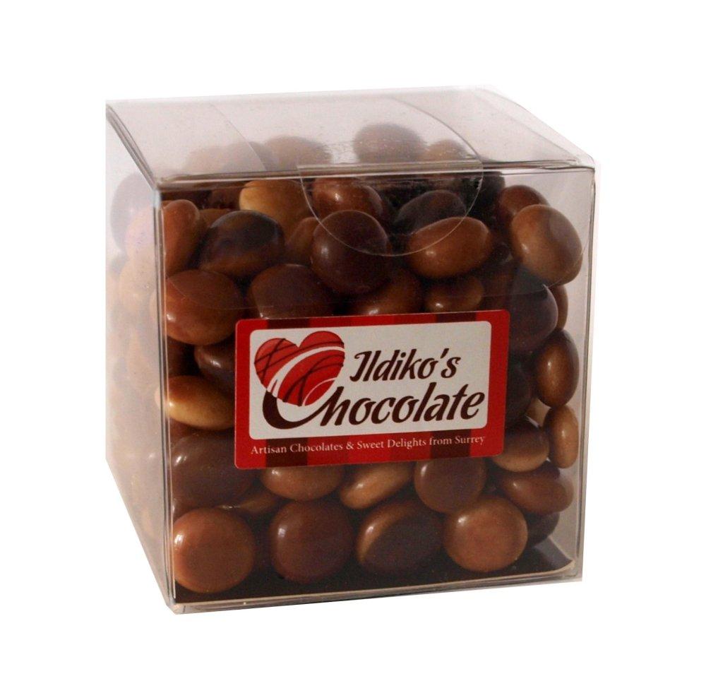 <!--004-->Marbled Dark & White Chocolate Dragees