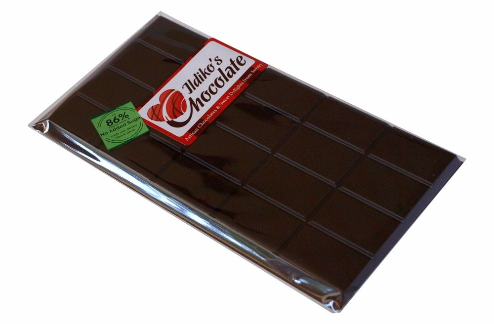 Extremley Dark Chocolate 86 Cocoa Solids And No Added Sugar
