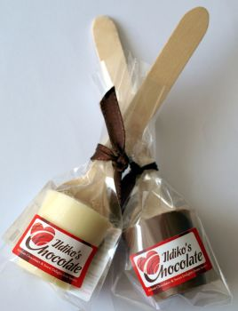 Hot Chocolate Spoon- Milk or White Chocolate