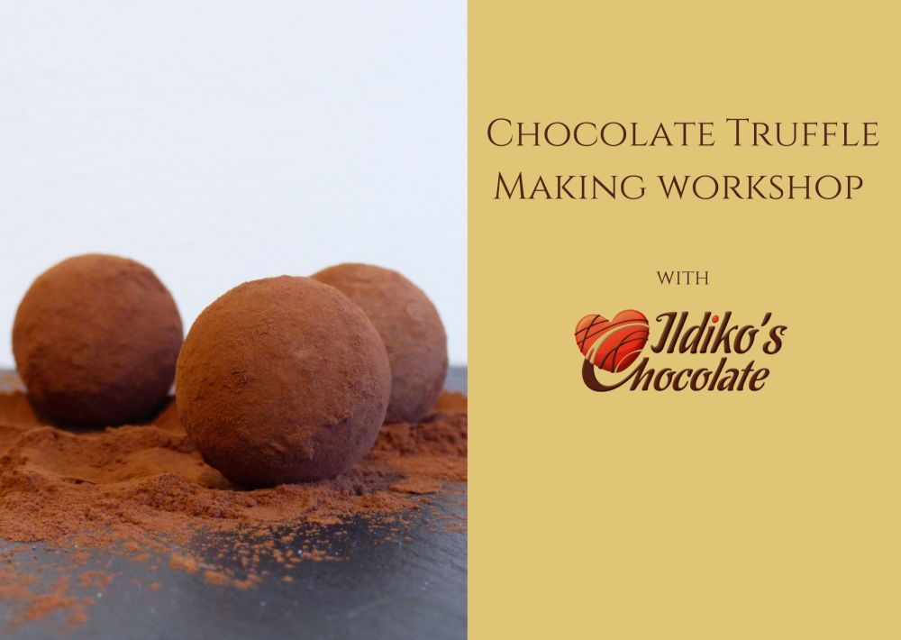 <!--018-->Chocolate Truffle Making Workshop Gift Card