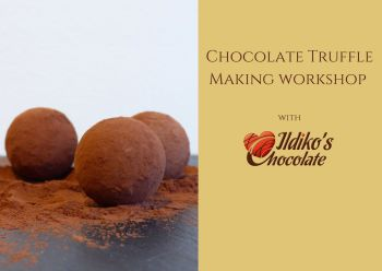 Chocolate Truffle Making Workshop Gift Card