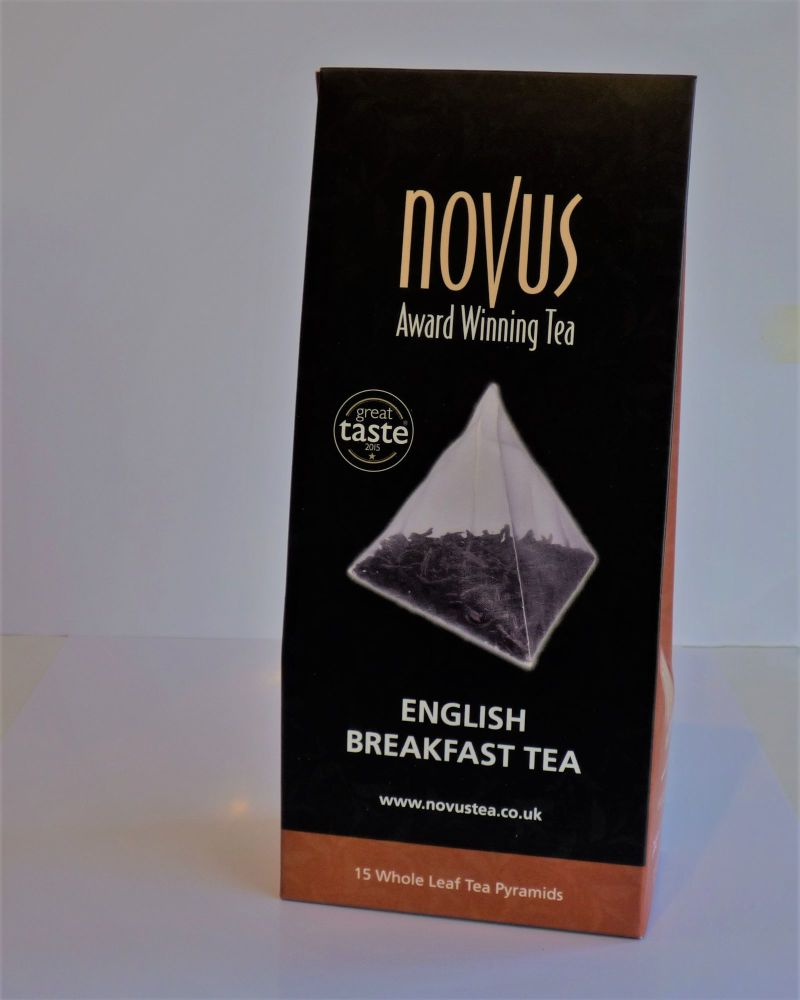 Novus English Breakfast Tea