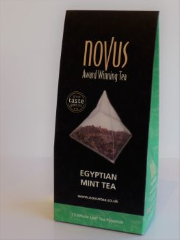 Novus Egyptian Mint Tea