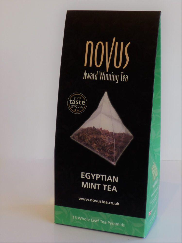 <!--064-->Novus Egyptian Mint Tea