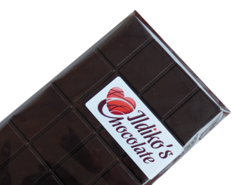 Extra Dark Chocolate Slab (Cocoa solids 80.1 %)