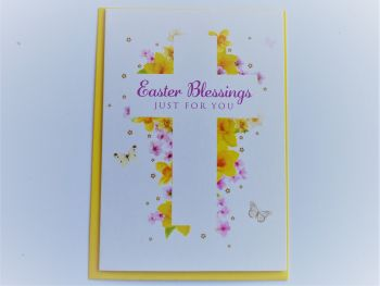 Easter Blessings -special Easter wishes