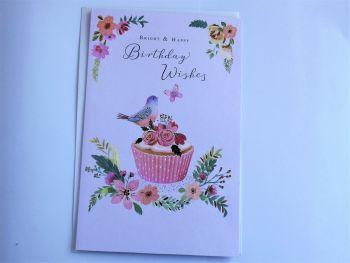 Bright & Happy Birthday Wishes